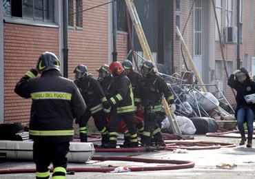 7 zabitych w pożarze w fabryce odzieży