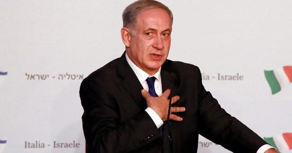 """Premier Izraela Benjamin Netanjahu pod ostrzałem. Dziennik """"Maariv"""" wytknął szefowi rządu kosztowne upodobania - wydatki na utrzymanie jego rezydencji w Jerozolimie w 2012 roku sięgnęły ok. 909 tys. dolarów."""