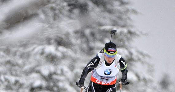 Szwajcarka Selina Gasparin wygrała sprint biathlonowego Pucharu Świata w Hichfilzen. Najlepiej z Polek wypadła Weronika Nowakowska-Ziemniak. Była 9. W drugiej dziesiątce znalazła się bezbłędnie strzelająca Krystyna Pałka.