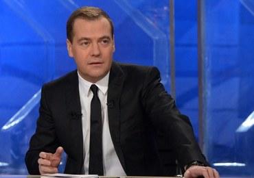 Miedwiediew: Między mną a Putinem nie ma napięcia