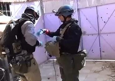 W Syrii co najmniej pięć razy użyto broni chemicznej