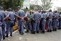 RPA: Sforsowali bariery, by oddać hołd zmarłemu Mandeli