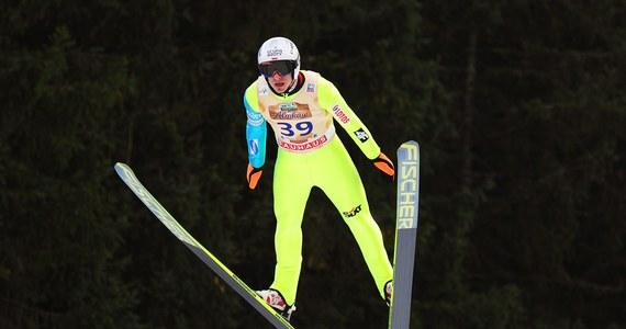 Piotr Żyła zajął ostatecznie 15. miejsce w konkursie Pucharu Świata w Titisee-Neustadt. Polak po pierwszej serii był 3. Zaraz po drugim nieudanym skoku rozmawiał z nim nasz specjalny wysłannik, Maciej Jermakow.