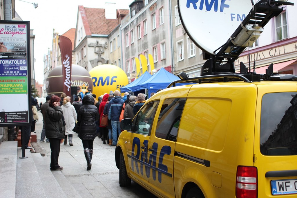 fot. Piotr Bułakowski (RMF FM)