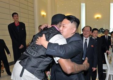 Dennis Rodman po raz trzeci z wizytą w Korei Północnej