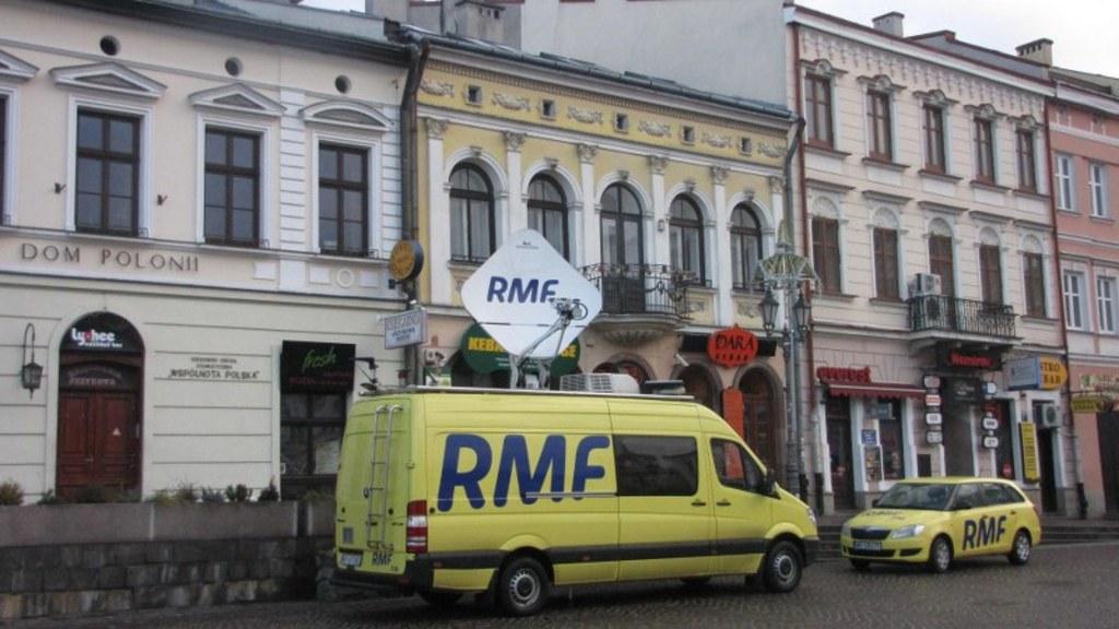 RMF FM, Józef Polewka