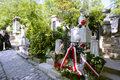 Francja: Wielbiciel Szopena uszkodził pomnik kompozytora