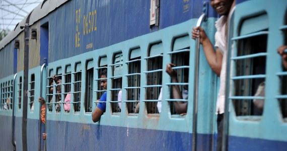 Pożar pociągu ekspresowego w indyjskim stanie Andhra Pradesz. Zginęły co najmniej 23 osoby, w tym dwoje dzieci - poinformowały lokalne władze.