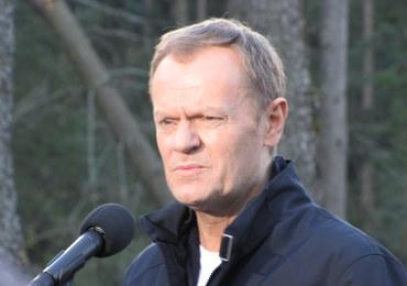 Tusk: Nie mamy planu awaryjnego w sprawie OFE