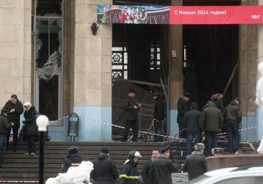 Wybuch na dworcu w Wołgogradzie