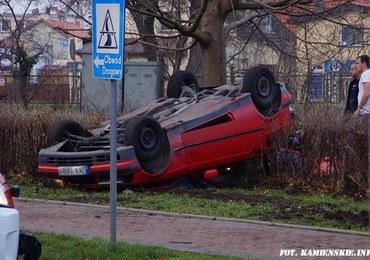 Tragiczny wypadek w Kamieniu Pomorskim