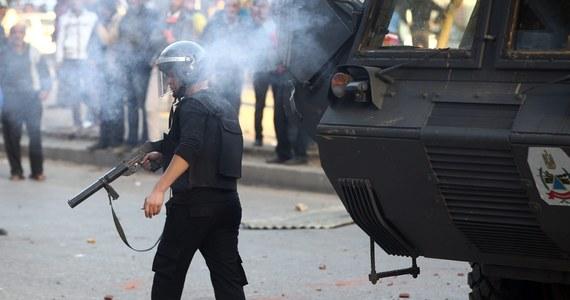 Egipska policja starła się ze zwolennikami islamistycznego Bractwa Muzułmańskiego, którzy manifestowali w Aleksandrii na północy kraju. Zginęły dwie osoby.
