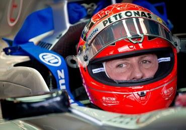 Ferrari organizuje manifestację wsparcia dla Schumachera