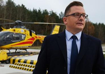 Skłócony z Arłukowiczem wiceminister zdrowia odchodzi