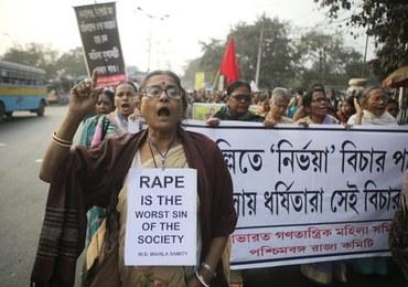 Polka zgwałcona w Indiach