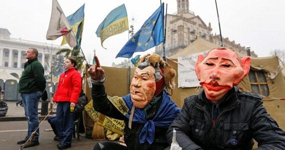 Protesty na Majdanie Niepodległości w Kijowie będą trwały do wyborów prezydenckich w 2015 roku, a do ich pierwszej tury wszyscy kandydaci partii opozycyjnych przystąpią oddzielnie - oświadczył w niedzielę jeden z liderów ukraińskiej opozycji Arsenij Jaceniuk.