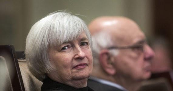 Senat USA zatwierdził w poniedziałek Janet Yellen, dotychczasową wiceprezes Rezerwy Federalnej, czyli banku centralnego USA (Fed), na nową szefową tej instytucji. Będzie pierwszą kobietą na tym stanowisku w 100-letniej historii Fed.