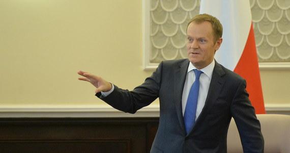 """""""Polska w 2022 r. będzie w gronie 20 najbogatszych krajów świata"""" - powiedział w środę premier Donald Tusk. Stwierdził, że mają w tym pomóc inwestycje współfinansowane z budżetu Unii Europejskiej na lata 2014-2020. Projekty odpowiednich programów przyjął rząd."""