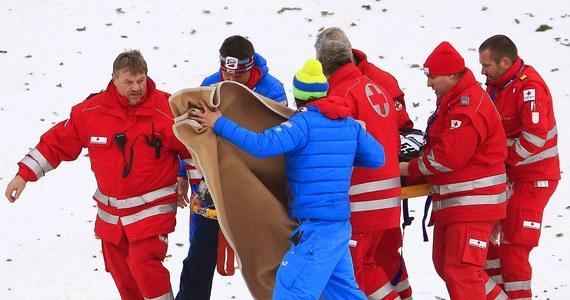 Thomas Morgenstern ma stłuczone, a nie zmiażdżone płuco – to najważniejsza informacja tego poranka o stanie zdrowia 27-letniego sportowca. Po upadku na treningu na mamucim obiekcie Kulm w austriackim Bad Mitterndorf, skoczek jest w klinice w Salzburgu.