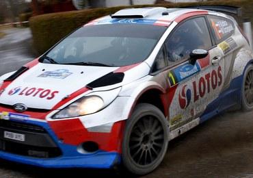 Robert Kubica piąty na odcinku testowym w Monte Carlo