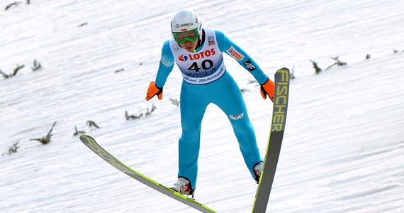 Klemens Murańka wygrał w Wiśle kwalifikacje do konkursu Pucharu Świata w skokach narciarskich. Uzyskał odległość 130,5 m i pokonał rekordzistę obiektu Austriaka Stefana Krafta (131 m) oraz jego rodaka Michaela Hayboecka (127,5 m).