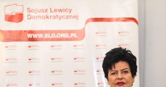 """Eurodeputowana Sojuszu Lewicy Demokratycznej profesor Joanna Senyszyn napisała na Twitterze: """"PiS chce karać za mówienie prawdy, że po zakończeniu II wojny światowej żołnierze słusznie wyklęci mordowali swoich rodaków""""."""