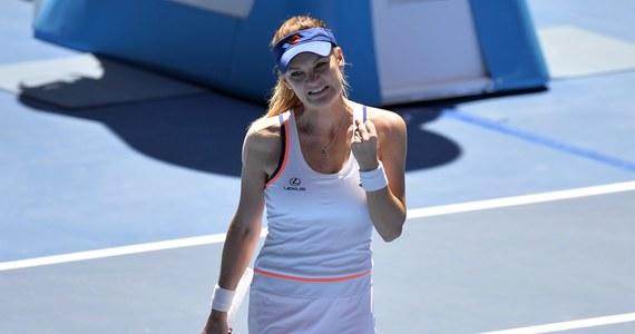 Agnieszka Radwańska pokonała Białorusinkę Wiktorię Azarenkę 6:1, 5:7, 6:0 i awansowała do półfinału wielkoszlemowego Australian Open. Polska tenisistka nigdy wcześniej nie dotarła tak daleko w Melbourne. Było to 17. spotkanie obu zawodniczek. Piąte zakończone zwycięstwem naszej tenisistki.