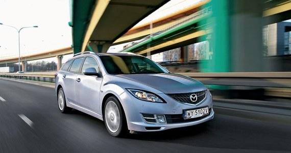 Używana Mazda 6 2 0 Cd 2008 Magazynauto Interia Pl