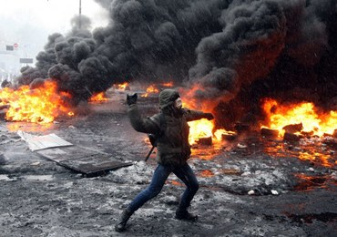 Dalszy ciąg starć na Majdanie