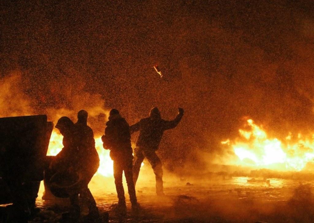 fot. PAP/EPA/SERGEY DOLZHENKO