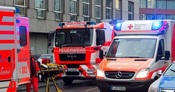 Dwóch mężczyzn zginęło w strzelaninie w budynku sądu we Frankfurcie nad Menem. Policja zatrzymała już napastnika.