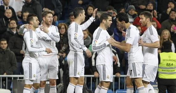 Piłkarze Realu Madryt awansowali do półfinału Pucharu Hiszpanii. W rewanżowym meczu ćwierćfinałowym po raz drugi pokonali Espanyol Barcelona 1:0.