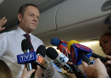 Tusk: Unia będzie mogła przesyłać gaz na Ukrainę. Potrzeba kilku miesięcy
