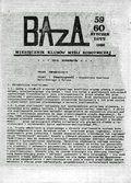 """Opozycja w PRL: Unia Demokratów """"Baza"""""""