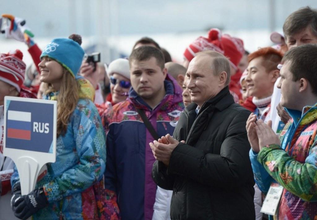ALEXEI NIKOLSKY/RIA NOVOSTI/KREMLIN POOL (PAP/EPA)