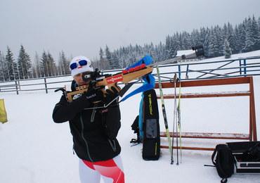 ABC biathlonu 1. Pałka: Biegnę, by móc postrzelać