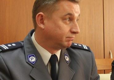 Dymisja szefa krakowskiej policji. Zrezygnował ze stanowiska
