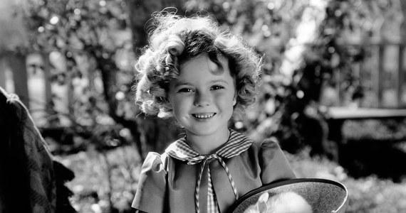 Zmarła gwiazda Hollywood Shirley Temple. Miała 85 lat.