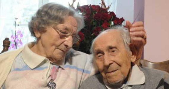 94-letnia pani Filomena i 101-letni pan Wiktor Stokowscy z Otwocka przeżyli wspólnie 75 lat. Ich recepta na długie i dobre małżeńskie pożycie? Cierpliwość i zdolność do wybaczania.