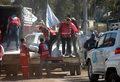 Czerwony Krzyż alarmuje: Chaotyczna ewakuacja Homs