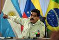 Maduro: Za niepokojami w Wenezueli i na Ukrainie stoją ci sami ludzie