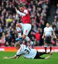 Puchar Anglii - Arsenal z Fabiańskim wyeliminował Liverpool