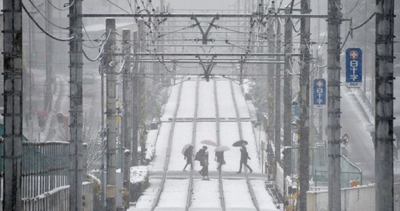 Do 19 wzrosła liczba ofiar śmiertelnych gwałtownych śnieżyc, które od piątku nękają Japonię. Ofiary zginęły w wypadkach spowodowanych przez śnieg i bardzo silne wiatry wiejące w większej części kraju, także w stolicy.