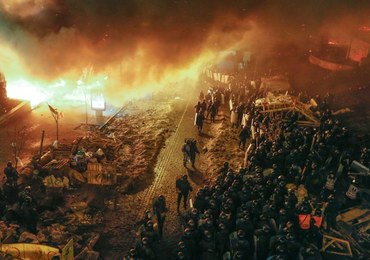 """Krew i ogień na ulicach Kijowa. """"Rząd jest odpowiedzialny za uspokojenie sytuacji"""""""