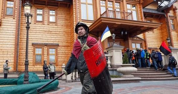 Ukraiński parlament przejął na własność państwa luksusową rezydencję odsuniętego w sobotę od władzy prezydenta Wiktora Janukowycza. Tzw. Meżyhiria, jeden z najlepiej strzeżonych dotąd obiektów w państwie, od soboty jest otwarte dla ludzi.