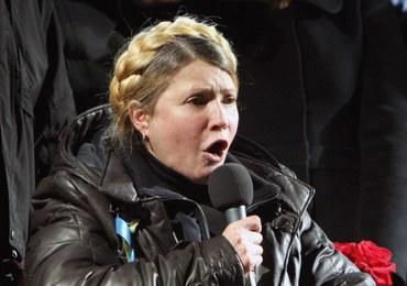 Julia Tymoszenko rozmawiała z Merkel. Mają się spotkać