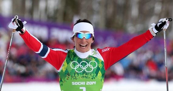 Trzykrotna złota medalistka zimowych igrzysk olimpijskich w Soczi Marit Bjoergen zapowiedziała, że teraz jej celem jest zdobycie - po raz czwarty w karierze - Pucharu Świata w biegach narciarskich. Norweżka przyznała też, że poważnie myśli o macierzyństwie.