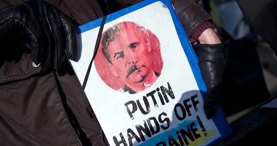"""""""Zajęcie Krymu przez Rosję to początek końca reżimu prezydenta Władimira Putina, nawet jeśli on myśli, że to zwycięstwo. Putin udławi się Krymem"""" - mówi prof. Nina Khrushcheva z New School w Nowym Jorku, wnuczka przywódcy ZSRR Nikity Chruszczowa."""