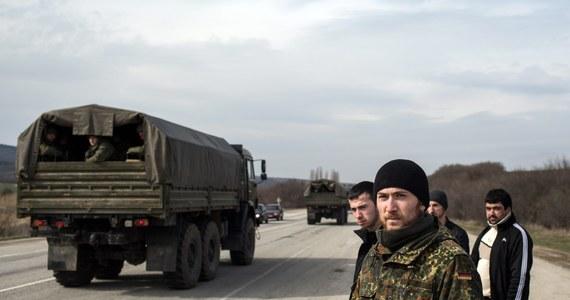 Kolejne ultimatum wobec ukraińskich żołnierzy. Władze Krymu nakazały żołnierzom w Kerczu do 16 marca złożyć broń. W Bachczysaraju tzw. siły samoobrony porwały dowódcę tamtejszej jednostki Wołodymyra Sadownyka. Do referendum, które ma pozwolić Rosji na aneksję półwyspu, pozostało 6 dni.