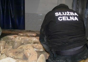 Celnicy udaremnili przemyt blisko 100 kg heroiny